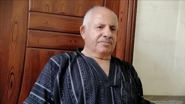محمود حجير... هُجّر من فلسطين وهو في الخامسة