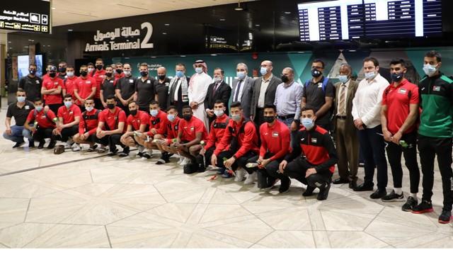 المنتخب الوطني الفلسطيني يلتقي المنتخب السعودي في لقاء مصيري