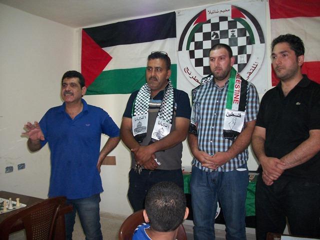 الملتقى الفلسطيني للشطرنج نظم دورة رمضان الثانية بنجاح