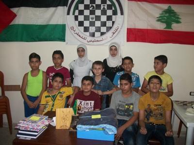 دورة بطولة الملتقى الفلسطيني للشطرنج