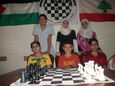 الملتقى الفلسطيني للشطرنج يحيي