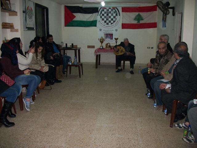 حفل تتويج الناشئين في دورة الذكرى السنوية الأولى على رحيل الفنان محمود سعيد