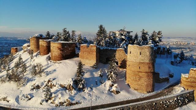 تعرف إلى ثالث أكبر القلاع التاريخية في تركيا-محمد عبد الملك
