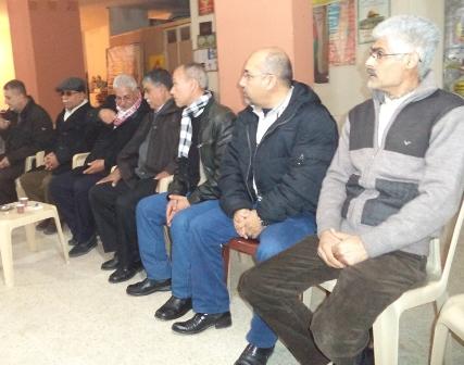 الشعبية في وادي الزينة تحتفي بعملية القدس البطولية