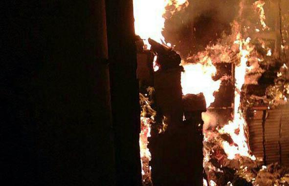 حرق مكتبة السائح بطرابلس: العزاء للثقافة والفكر الجاد