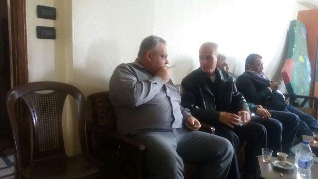 قوى اليسار الفلسطينى تجتمع فى منطقة صيدا