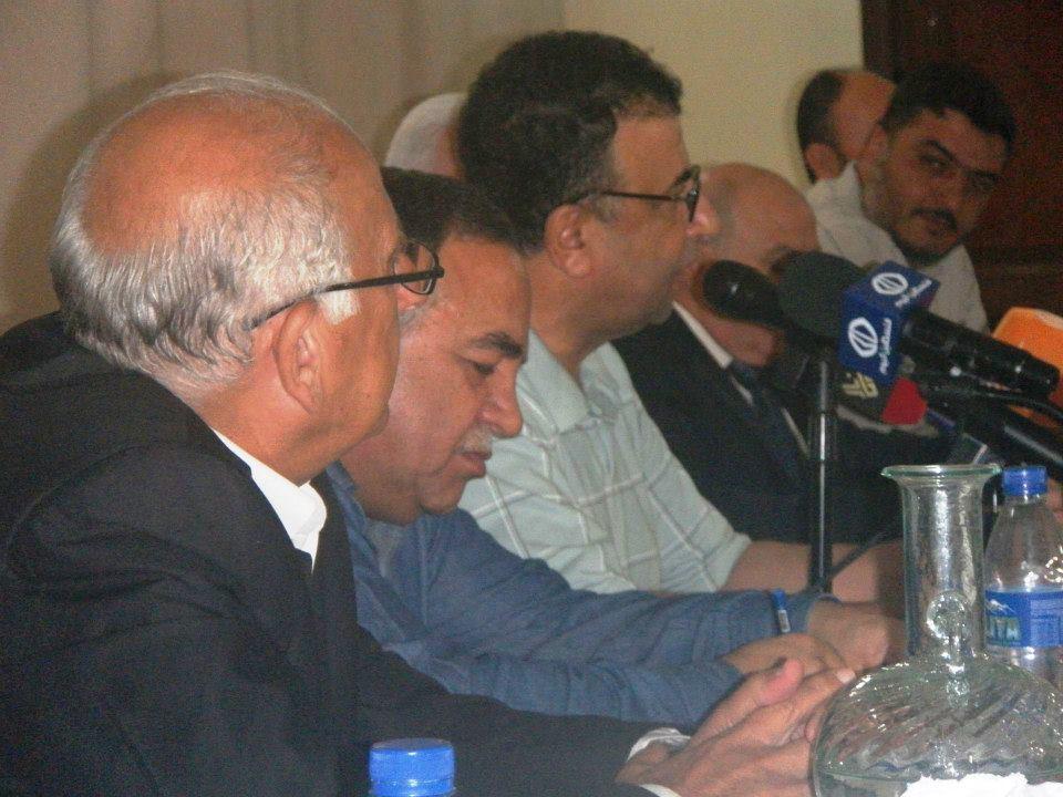عبد العال: كل من يتهم الفلسطينيين بالجملة ليس بريئاً.