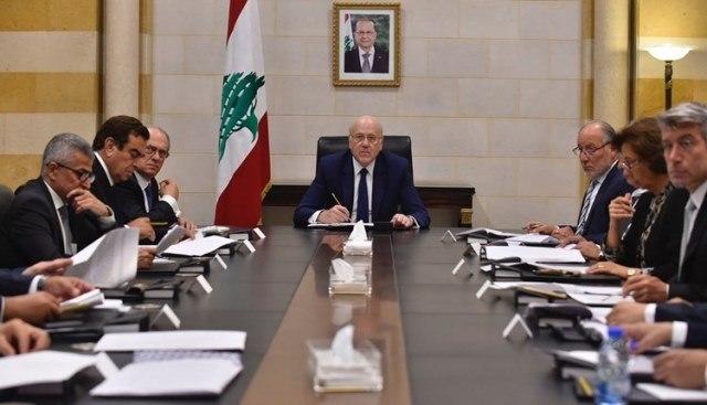 الحكومة اللبنانية تقرّ بيانها الوزاري: الحق في المقاومة وتحرير الأراضي المحتلة