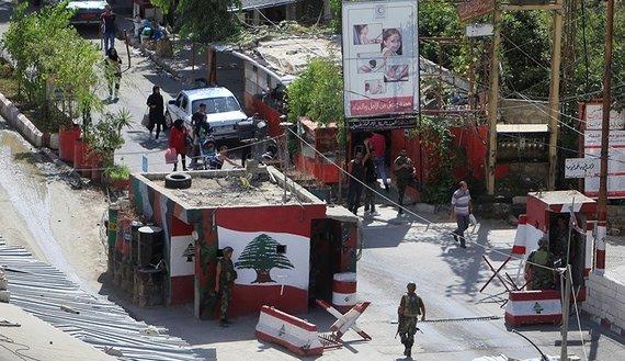عبد العال : الجدار يحوّل المخيم الى فزّاعة