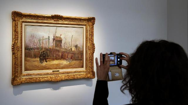 بيع لوحة لفان غوخ في باريس مقابل 13 مليون يورو لايف ستايل