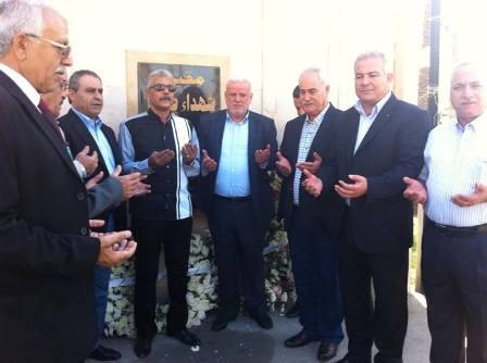 وفد جبهة التحرير الفلسطينية جال على القوى والاحزاب اللبنانية والفلسطينية والمراجع الدينية