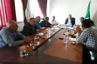 لجنة التنسيق اللبنانية الفلسطينية: لتحصين الحالة الشعبية والوطنية والتضامن مع الأسرى