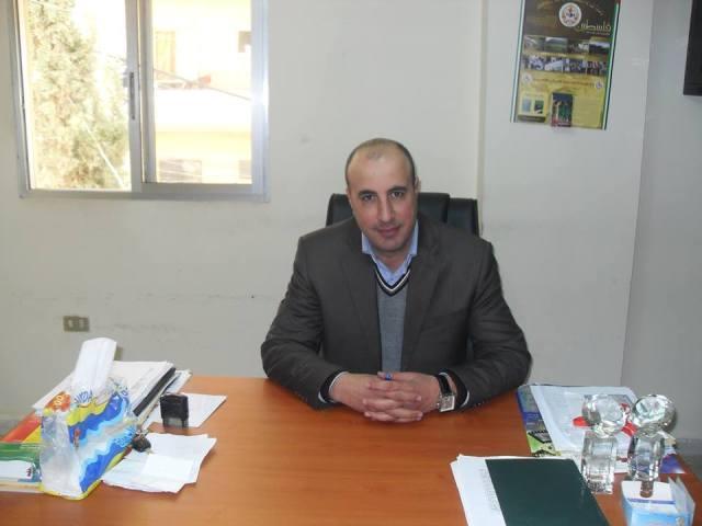 المكتب الإعلامي للشعبية التقى مدير مستشفى الهلال الأحمر الفلسطيني في البداوي