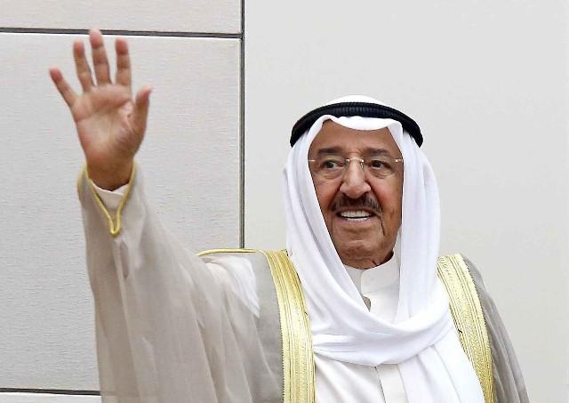 وفاة أمير الكويت صباح الأحمد الجابر الصباح