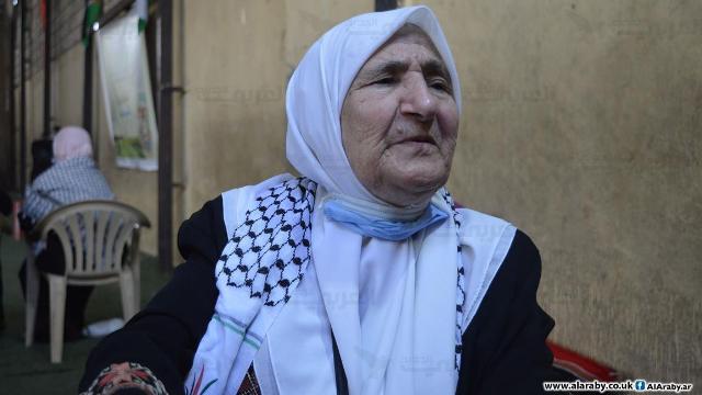 حنيفة صالح حسين: زرت فلسطين 42 يوماً فقط