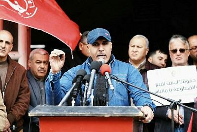 الثوابتة: اعتقال الأمين العام ورفاقه كان نتيجة مسار