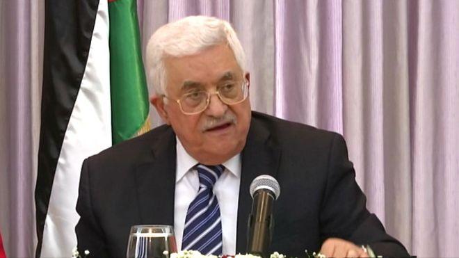 خطاب عباس مخيباً للآمال
