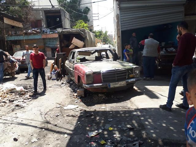 سكان حي الطيرة والصحون بانتظار التعويضات