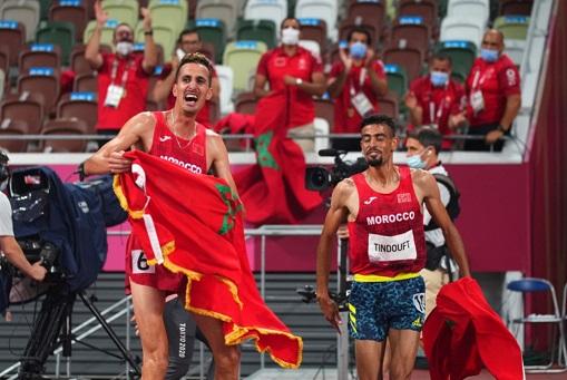 العرب يعادلون أفضل «ذهب الأولمبياد»