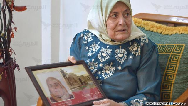 اللاجئة الفلسطينية خديجة فتح الله: هكذا بكى أبي في منزلنا