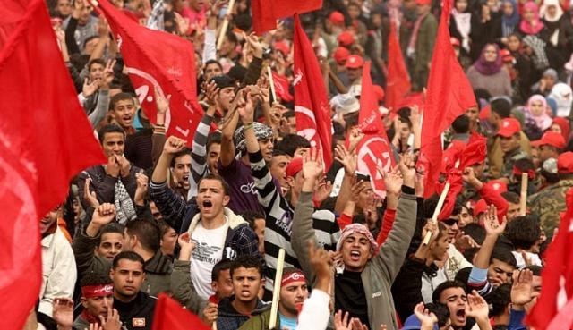 اليسار الفلسطيني وعقوبات منظمة التحرير