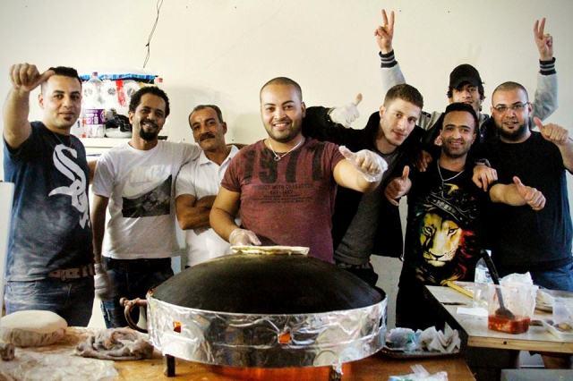 اللاجئون الفلسطينيون بالبرازيل في ضيافة