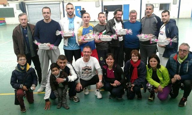 يوم رياضي تضامنا مع فلسطين في مدينة فيرزون الفرنسية