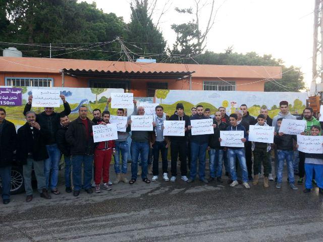 دعوة إلى الإضراب في مخيم البص رفضاً لسياسة الأنروا