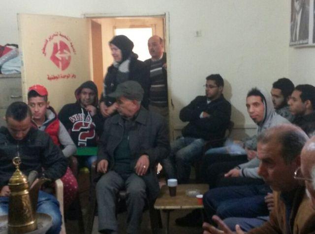 حفل تكريمي لأعضاء الجبهة الشعبية في البقاع