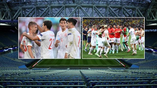 إسبانيا تواجه سويسرا... 5 أرقام مثيرة عن لقاء ربع نهائي