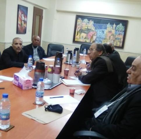 لقاء قيادي يجمع الجبهتين الشعبية والديمقراطية في دمشق