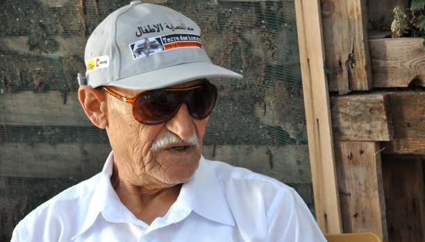 أبو الرائد لم يخرج من فلسطين عام 1948