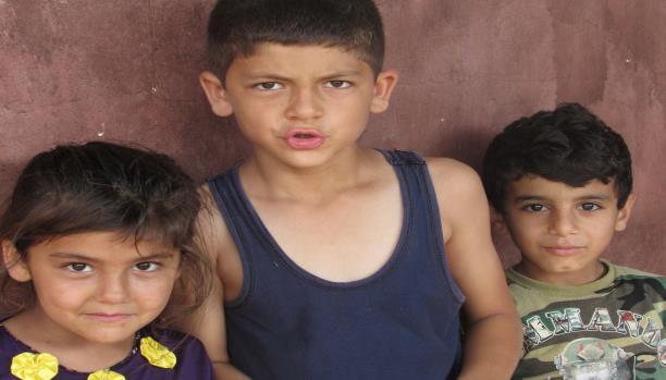 عبد الله... فلاح سوري في العاشرة