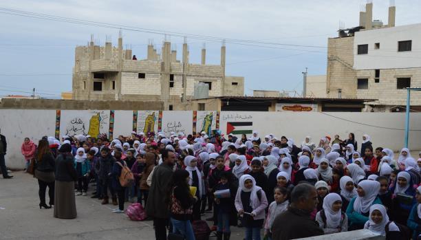 سنُعيد النشيد الوطني الفلسطيني