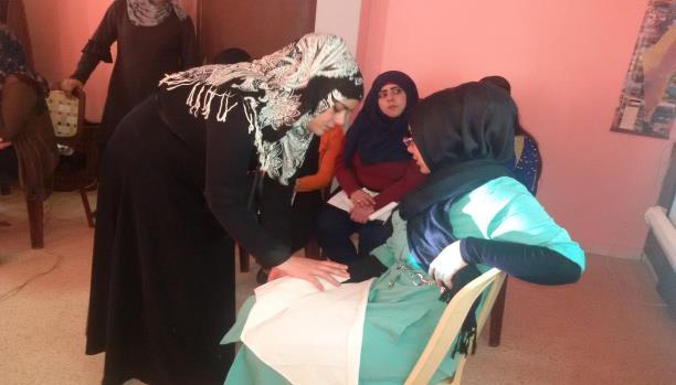 برامج خاصة للاجئات الفلسطينيات المتسرّبات