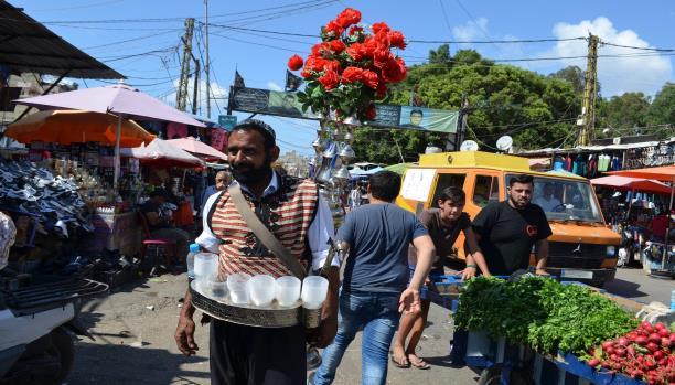 التمر هندي شراب رمضان في صبرا