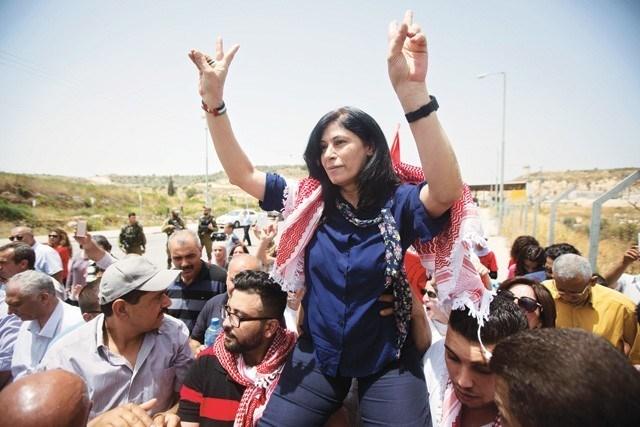 خالدة جرار: عن جبالنا الشامخة