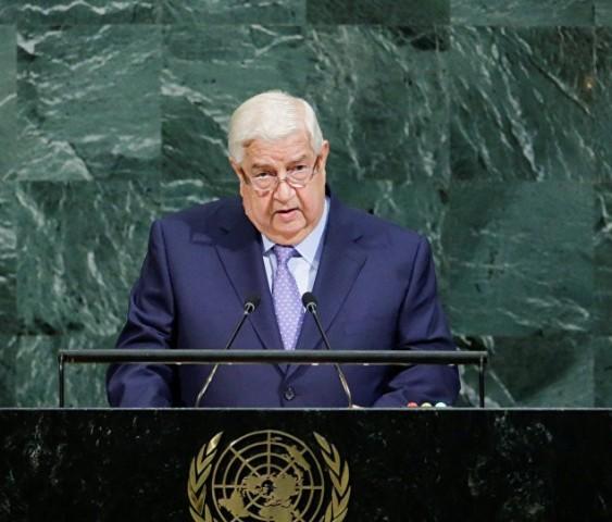 الشعبية تعزي الرئيس السوري بوفاة وزير الخارجية وليد المعلم