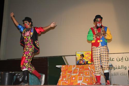 انطلاق مهرجان مرج ابن عامر الخامس للأطفال في جنين