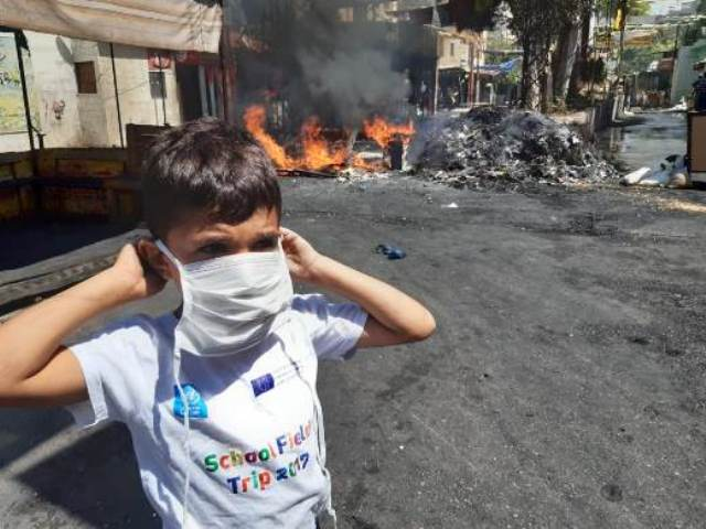جمعة فلسطين: اعتصام في ساحة الشهداء في صيدا.. ومسيرة في عين الحلوة