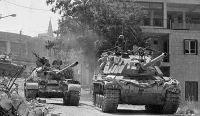 39 عامًا لغزو الاحتلال الصهيوني للبنان