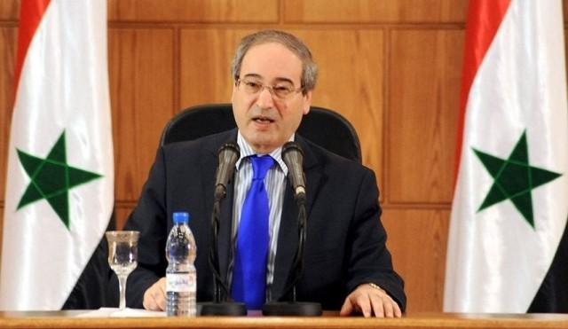 الشعبيّة تهنئ الدكتور فيصل المقداد بمناسبة توليه منصب وزير الخارجية السوري