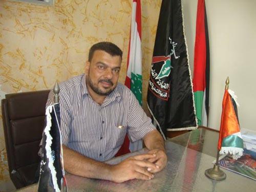 أبو عدنان عودة: من يحمي المخيم هو الذي يحمي الواقع السياسي بشكل عام
