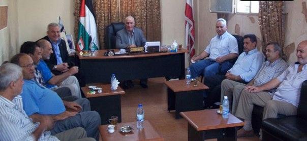 اللواء أبوعرب يترأس اجتماعاً لفصائل المنظمة في منطقة صيدا
