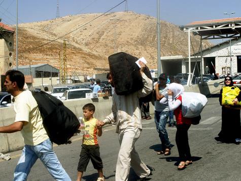أزمة النازحين الفلسطينيين من مخيمات سوريا تتفاقم