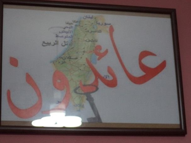 بالفيديو... منظمة الشبيبة الفلسطينية تقيم معرضاً للصور في ذكرى النكبة