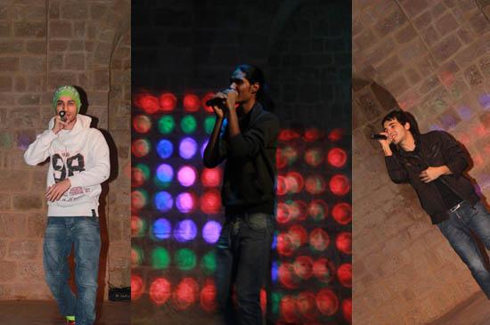حفل فني في طرابلس لفريق من الآخر