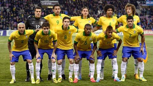 البرازيل تسحق اسبانيا 3-0
