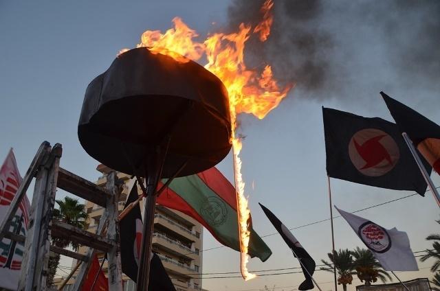 بالصور: صيدا تحيي ذكرى انطلاقة جبهة المقاومة الوطنية الرابعة والثلاثين