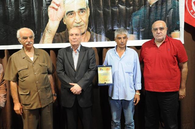 بالفيديو  مهرجان للجبهة الشعبية لتحرير فلسطين وفاءً لمسيرة الشهداء والأسرى